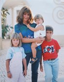 Margarida Marante teve três filhos