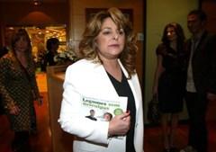 Jornalista posa na apresentação do livro 'Legumes sem Desculpas', no El Corte Inglès.