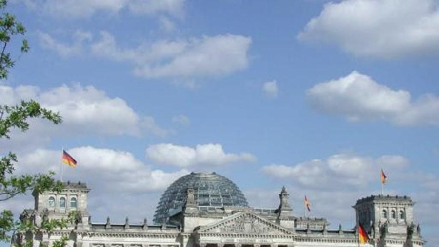 Parlamento alemão, suicídio