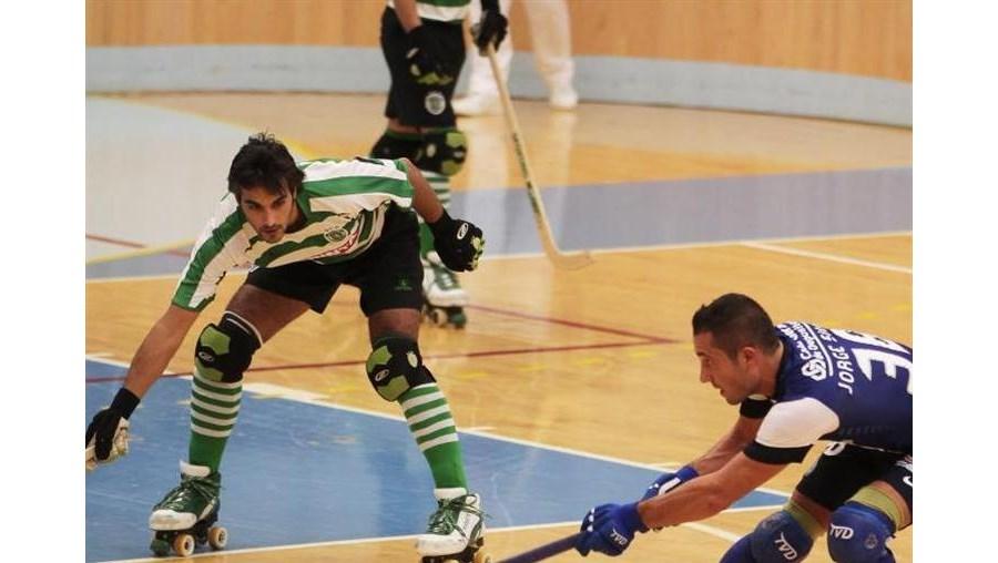 Jorge Silva e os restantes azuis e brancos dominaram por completo o Sporting