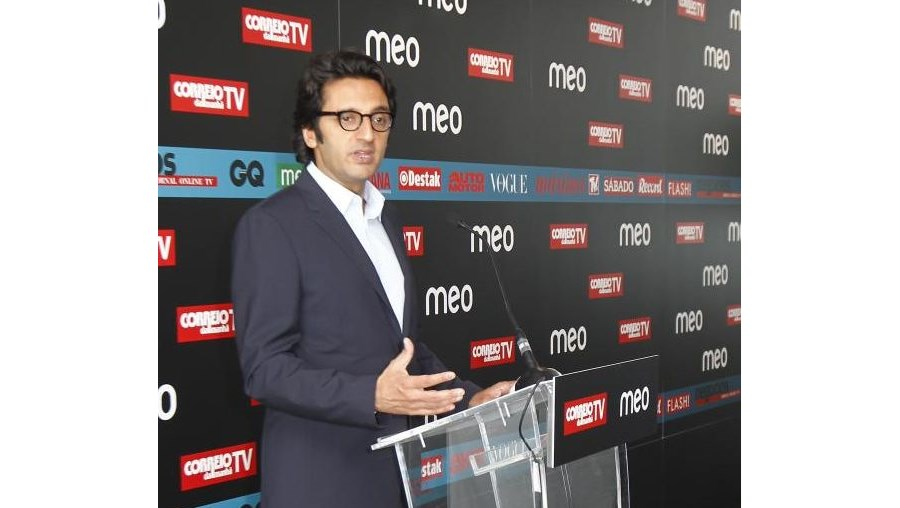 Zeinal Bava, presidente executivo da Portugal Telecom