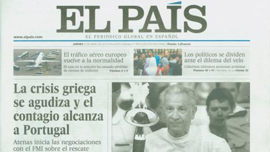 Jornalistas espanhóis vão estar nove dias em greve