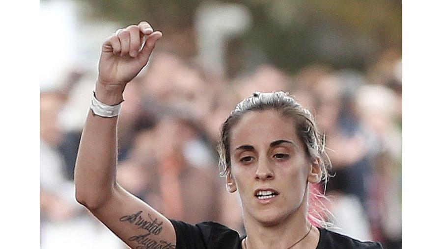 Jéssica Augusto venceu pela quarta vez