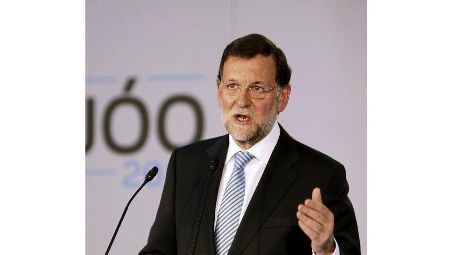 Primeiro ministro espanhol, Mariano Rajoy