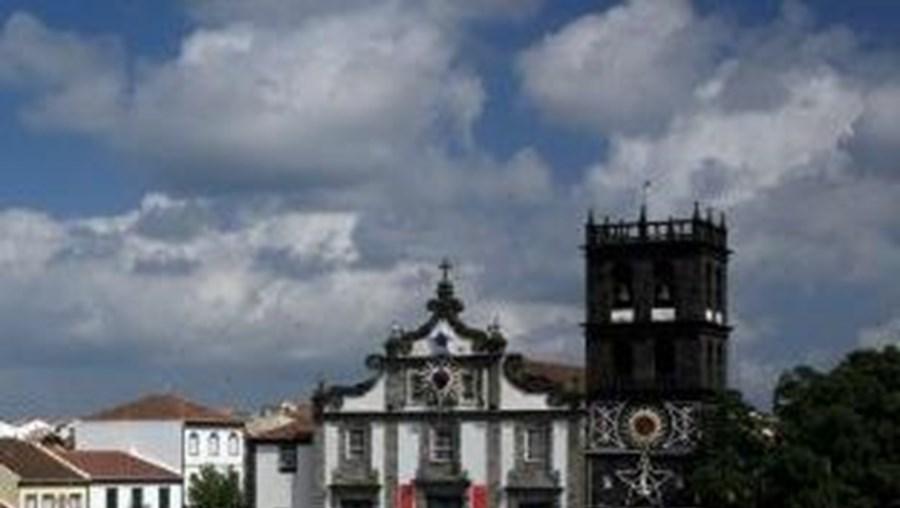 O estudo foi também realizado em Ribeira Grande, nos Açores