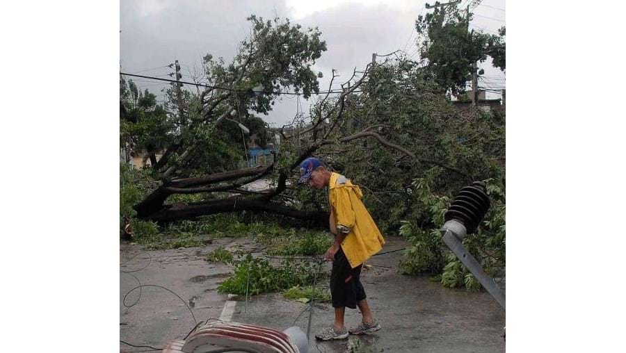 Furacão Sandy fez onze mortos à passagem por Cuba