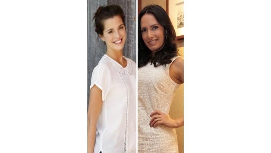 Joana Ribeiro é a protagonista de 'Dancin Days'. Fernanda Serrano integra o elenco de 'Louco Amor'