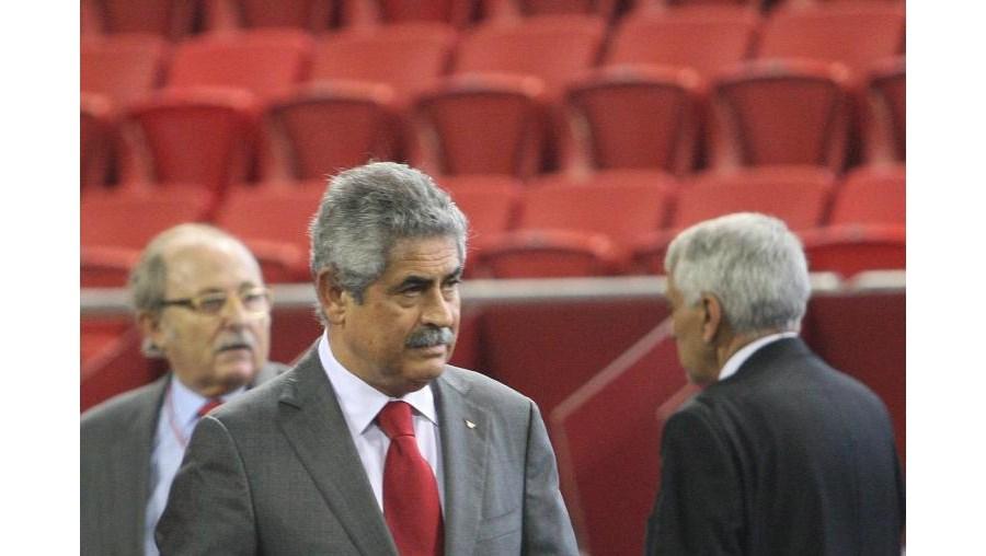 Presidente do Benfica ficará no cargo mais quatro anos