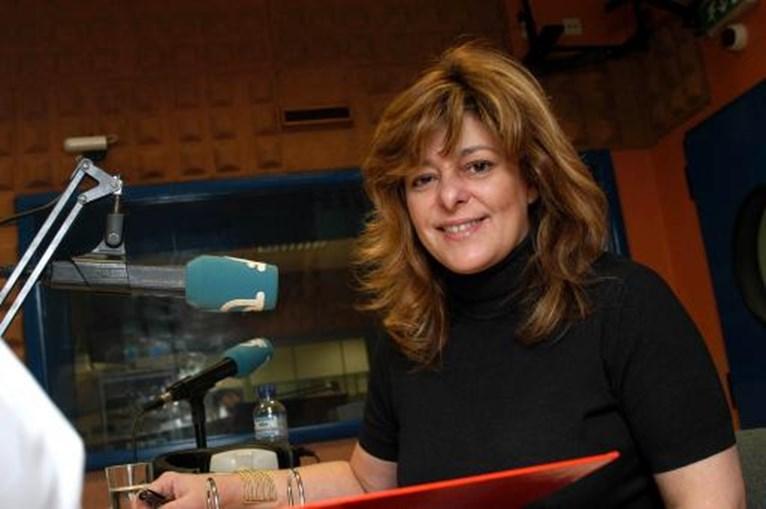Aos microfones da TSF, Margarida Marante conduziu entrevistas