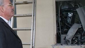 ATM de Junta atacado à bomba