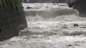 Mau tempo na Madeira faz 40 desalojados