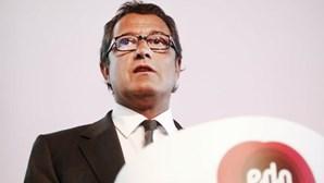 """Mexia diz que lucros da EDP """"globalmente são bons"""""""