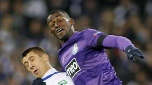FC Porto empata e está nos 'oitavos'