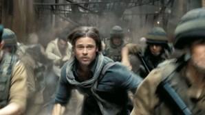 Brad Pitt prepara-se para combater os zombies (COM TRAILER)