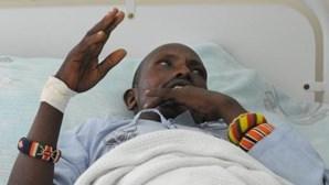 Emboscada no Quénia provoca morte a 42 polícias