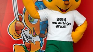 'Fuleco'  é mascote  do Mundial