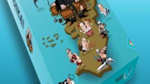 Jogo de tabuleiro português ensina a ser corrupto