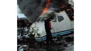 Vinte mortos em acidente com avião no Congo