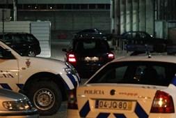 Vale e Azevedo deixou o aeroporto já passava das 19h30