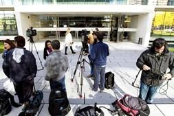 Houve audição de testemunhas nesta terça-feira no Campus da Justiça, em Lisboa