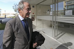 José Marchueta, advogado do Sport Lisboa e Benfica