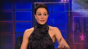 Broadwell já foi ao programa televisivo de Jon Stewart falar sobre a biografia do amante