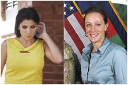 Jill Kelley e Paula Broadwell estão no centro da polémica que está a pôr a CIA e o FBI à beira de um ataque de nervos