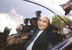 Em Julho de 2004, quando foi libertado da prisão