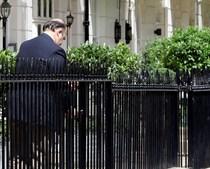 João Vale e Azevedo em Londres