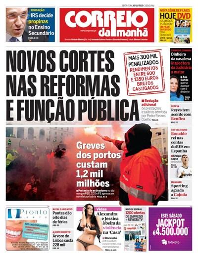 Capa 30 Novembro 2012