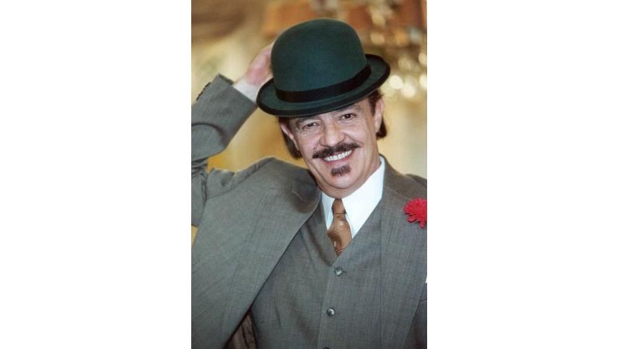 Ney Latorraca participou em produções televisivas da Rede Globo como a telenovela 'O Cravo e a Rosa'