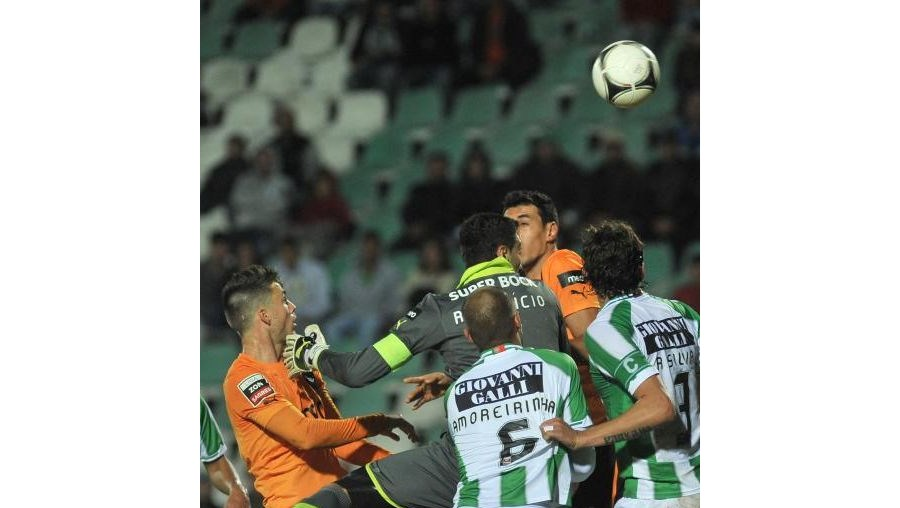O Sporting foi multado em mais de quatro mil euros