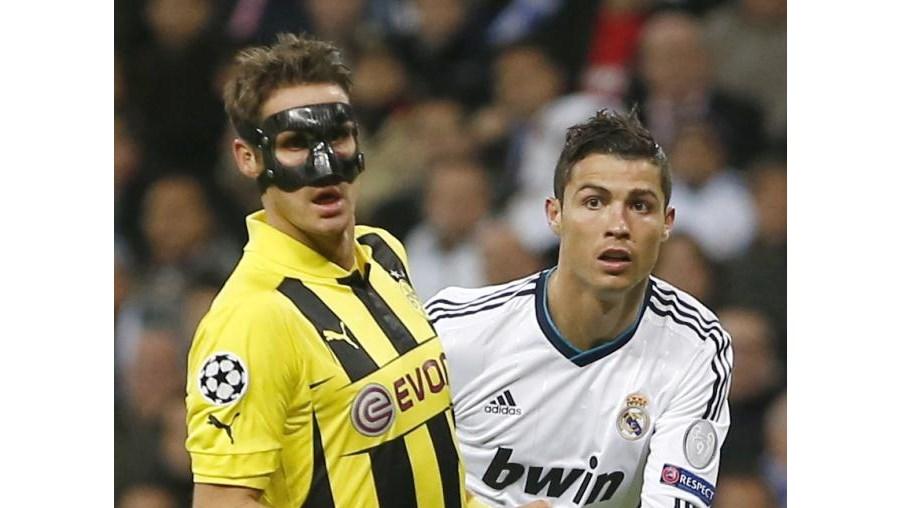 Sebastian Kehl e Ronaldo