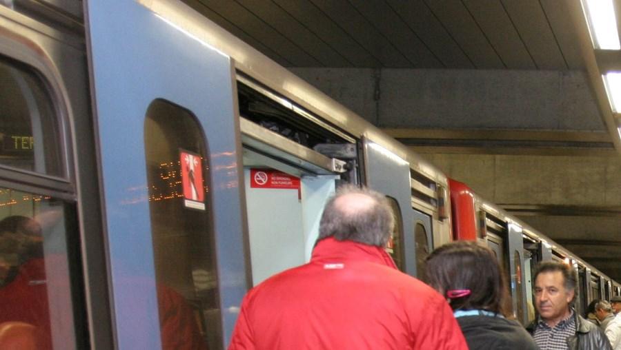 O Metro de Lisboa pára às 23h20