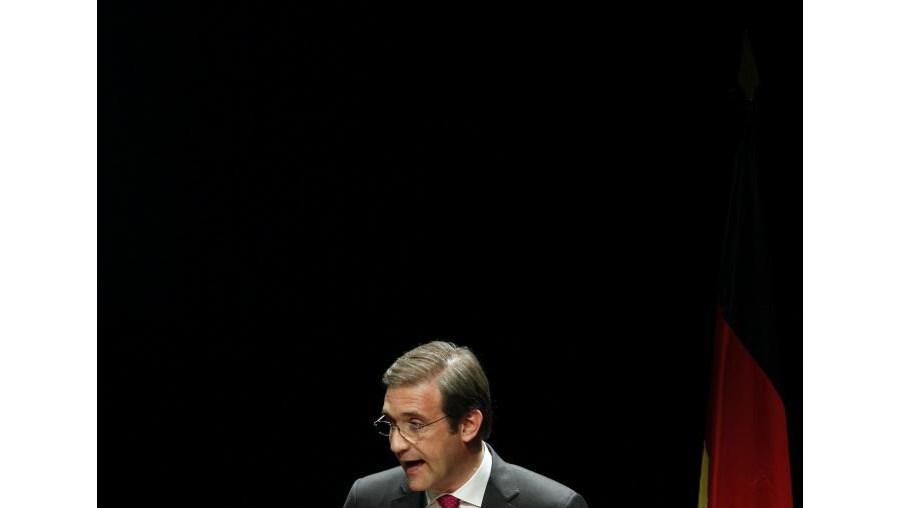 Passos Coelho reafirma que o caminho para a recuperação económica é a austeridade