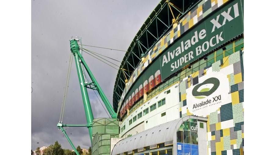 Estádio Alvalade XXI recebe o dérbi lisboeta a 10 de Dezembro