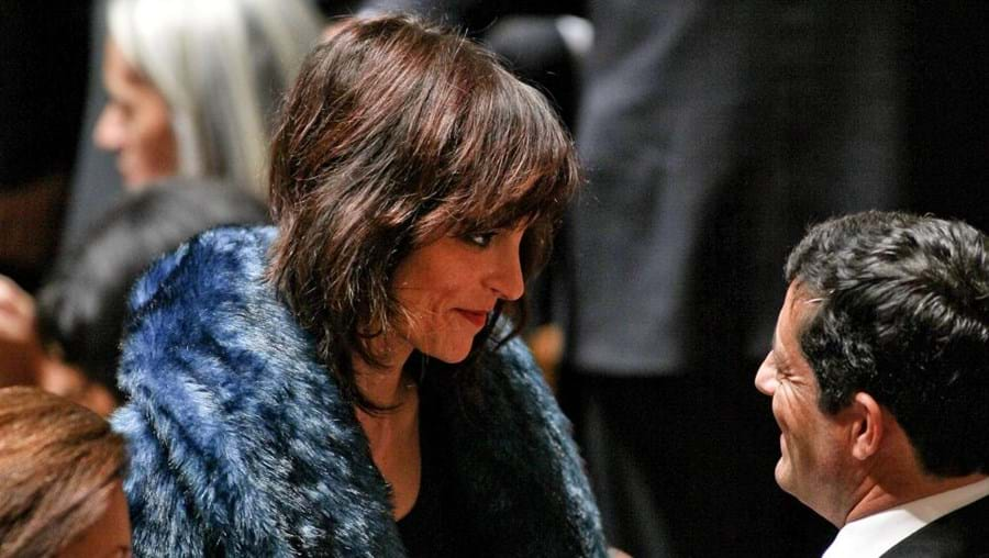 Isabel Moreira, deputada independente pelo PS, votou com o BE contra as orientações dos socialistas