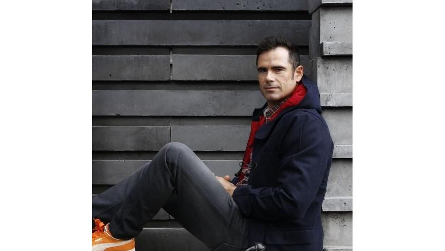 O actor Pedro Lima