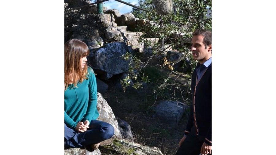 Margarida espera um filho de Duarte