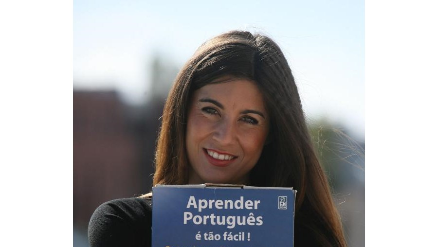 Sandra Figueiredo desenvolveu ferramenta para estrangeiros aprenderem português