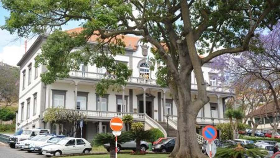 Tribunal de Santa Cruz, na Madeira