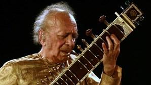 Morreu Ravi Shankar