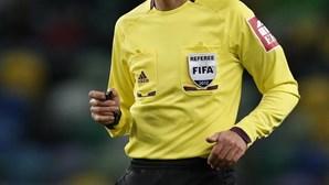 Pedro Proença é o árbitro do Vitória de Setúbal-FC Porto