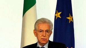 Monti disponível para governar