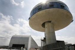 Auditório em Aviles, Espanha