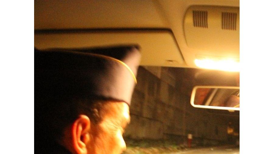 Militares perseguiram carro com matrículas falsas