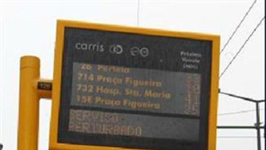 Na Carris, foi entregue um pré-aviso de greve dos trabalhadores às horas extraordinárias, aos dias de descanso semanal e aos feriados