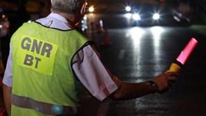 Quase dois mil condutores apanhados em excesso de velocidade pela GNR
