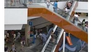 Vendas nos centros comerciais portugueses caem 6%