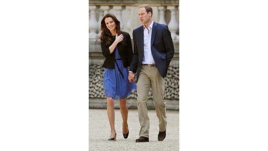 Kate e William revelam que o futuro herdeiro nasce em julho mas não adiantam sexo da criança